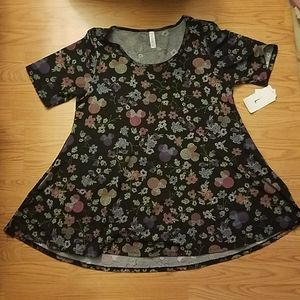 NWT Lularoe Disney Perfect T Minnie Mouse